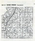 Sand Creek Township, Jordan, Scott County 1940c